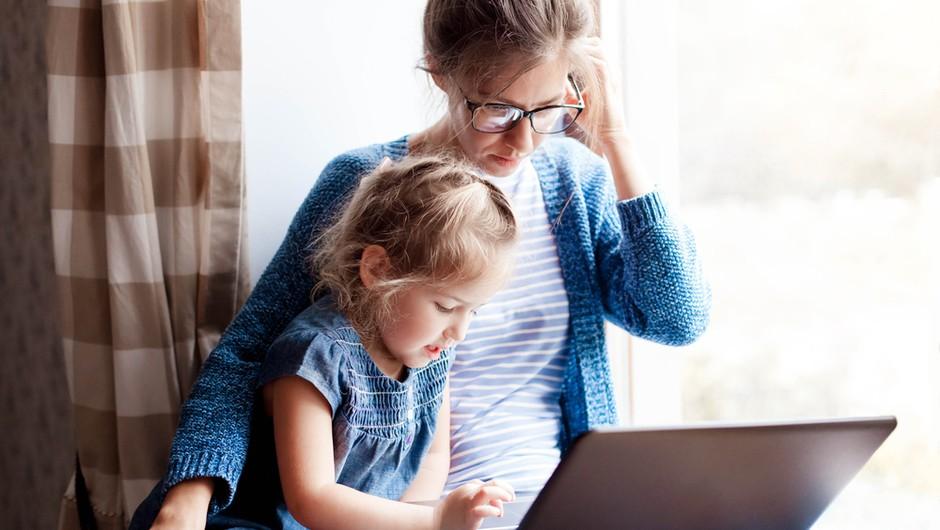 Moj otrok mora v karanteno. Ali sem upravičen do odsotnosti z dela in nadomestila plače? (odgovori na najbolj pogosta vprašanja) (foto: Shutterstock)