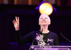 Annie Lennox navdušena nad prvo reakcijo YouTuberjev ob poslušanju Sweet Dreams