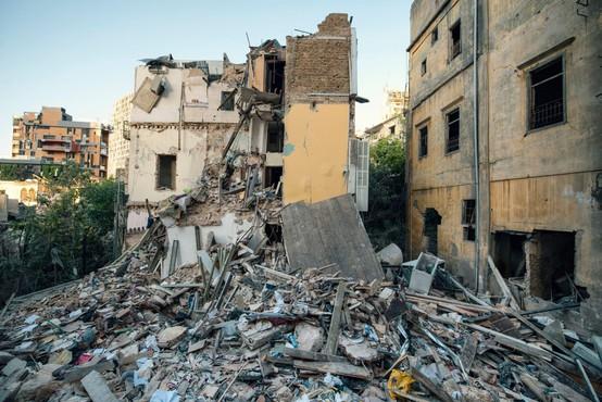 Mesec dni po bejrutski eksploziji so pod ruševinami zaznali srčni utrip