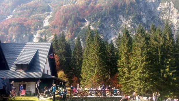 Začela se je akcija Gibalno ovirani gore osvajajo (foto: STA/Aljoša Rehar)