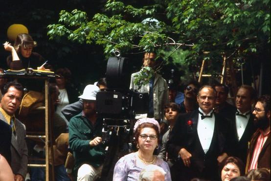 Francis Ford Coppola z novo različico filma Boter 3