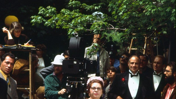Francis Ford Coppola z novo različico filma Boter 3 (foto: profimedia)