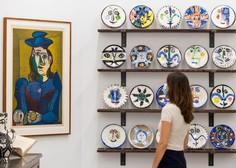 Poustvarjen atelje Pabla Picassa v londonski galeriji