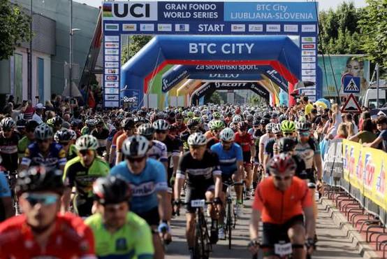 Pandemija oklestila udeležbo na današnjem maratonu Franja