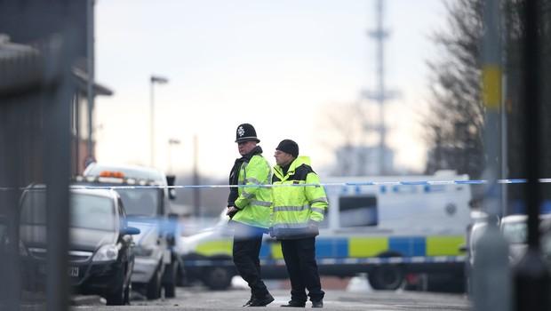 Napada z noži v Birminghamu in Londonu, ena oseba umrla (foto: profimedia)
