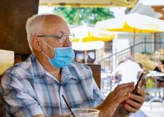 V Sloveniji na novo okuženih 43 ljudi