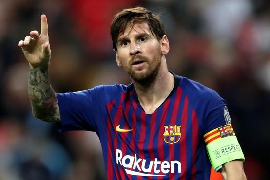 Messi in Barcelona očitno zgladila spore, argentinski zvezdnik že z ekipo na treningu