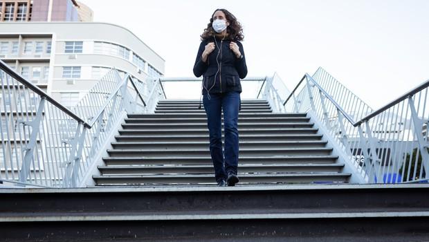 5 najbolj razširjenih mitov o nošenju zaščitnih mask (foto: profimedia)