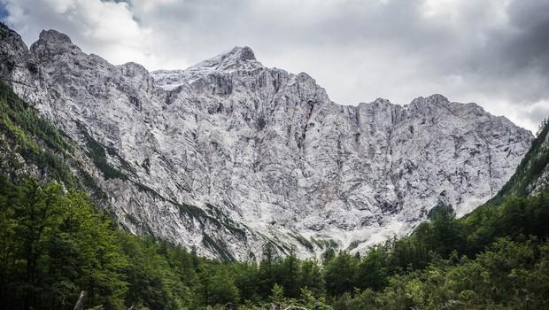 Avstrijski kancler Kurz in premier Janša bosta jutri plezala v severni steni Triglava (foto: Shutterstock)