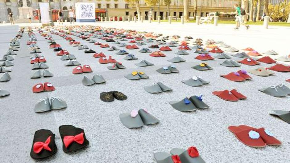 Samomor je vsako leto med 20 vodilnimi vzroki umrljivosti na svetu (foto: Tamino Petelinšek/STA)