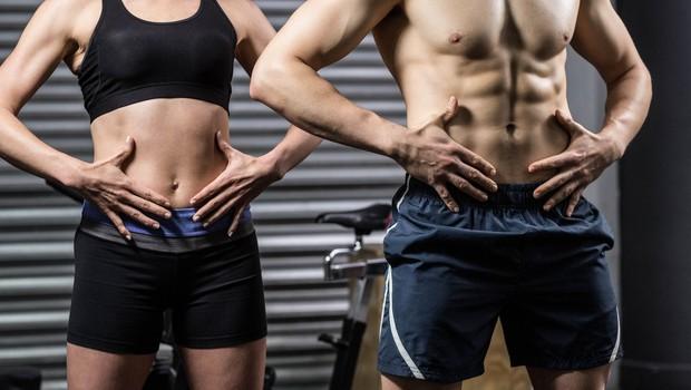 Nabiranje maščobe okoli trebuha – kaj so miti in kaj resnice? (piše Mario Sambolec) (foto: profimedia)
