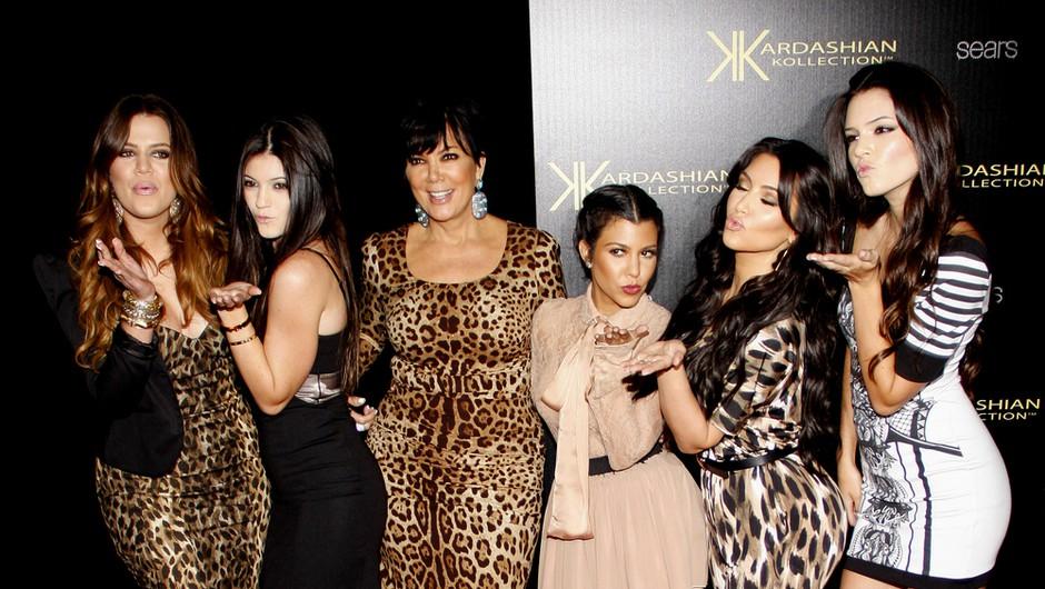 Kardashianovi za leto 2021 napovedali konec resničnostnega šova (foto: Shutterstock)