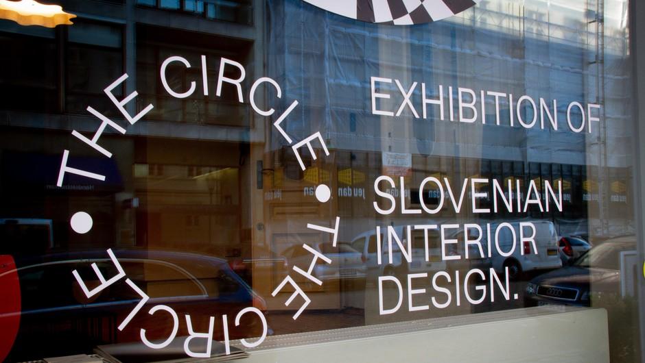Slovensko pohištveno oblikovanje na pomembnem mednarodnem prizorišču (foto: The Circle/Razstava)