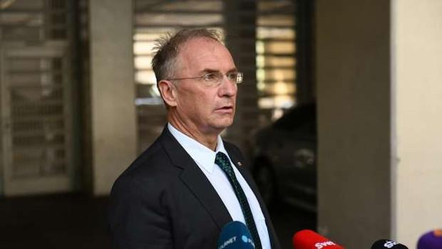 Interpelacija Hojsa predvidoma na izredni seji 18. septembra (foto: Tamino Petelinšek/STA)