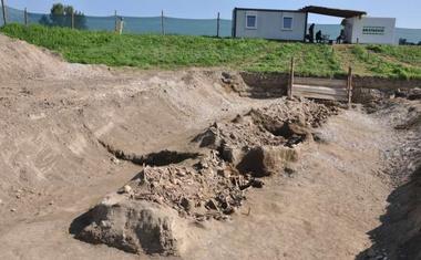 Pri Brežicah našli množično grobišče pobitih po drugi svetovni vojni