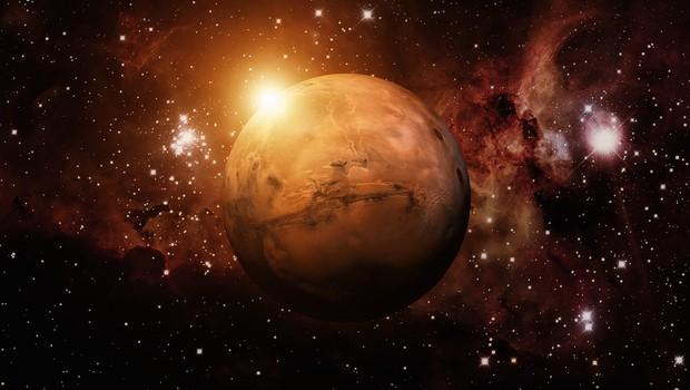 Dogaja se nam retrogradni Mars (in ta je še bolj dramatičen kot Merkur) (foto: profimedia)