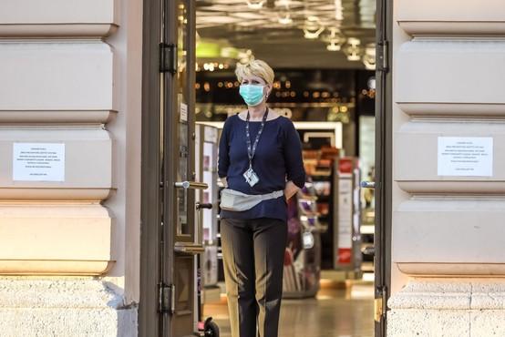 Na Hrvaškem 291 novih okužb s koronavirusom