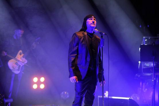 Skupina Laibach ob 40-letnici delovanja prvič na Ljubljanskem gradu