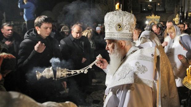 Cerkveni patriarh, ki je covid-19 označil kot kazen za grehe istospolnih skupnosti, pozitiven! (foto: profimedia)