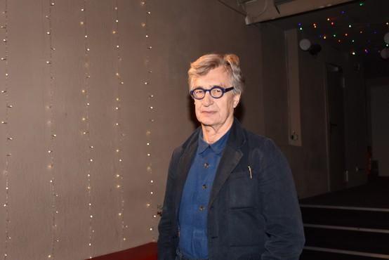Wenders se je lotil filma o švicarskem arhitektu