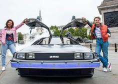 Film Nazaj v prihodnost kot muzikal v londonskem West Endu