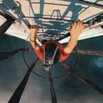 Dunking Devils so se povzpeli še na na trboveljski dimnik (foto: Dunking Devils Press)