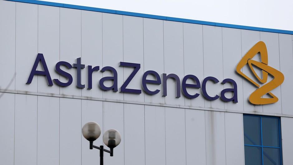 Podjetju  AstraZeneca prižgali zeleno luč za nadaljnje teste cepiva (foto: profimedia)