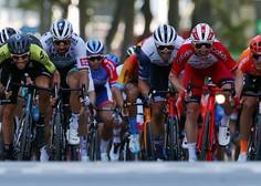 V 14. etapi presenetil Luka Mezgec, Roglič in Pogačar ostala na vrhu v seštevku