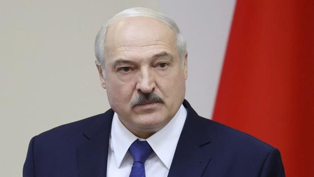 Lukašenko v Moskvo po podporo in pomoč k Putinu (foto: profimedia)