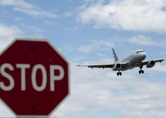 Eurocontrol letalski industriji v EU napoveduje 140 milijard evrov škode
