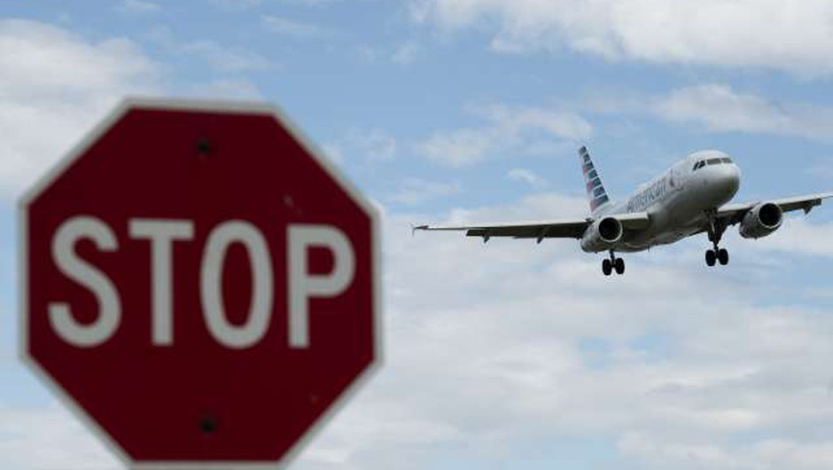 Eurocontrol letalski industriji v EU napoveduje 140 milijard evrov škode (foto: Xinhua/STA)