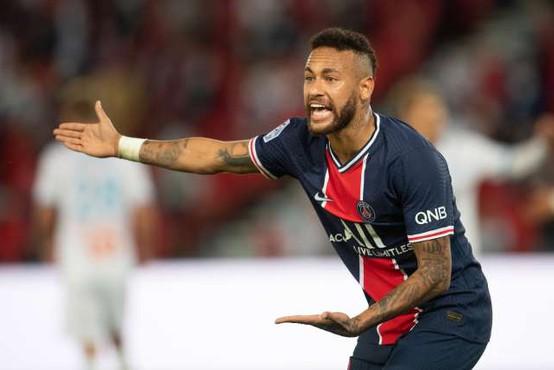 Neymar prepričan, da je bil na tekmi žrtev rasizma