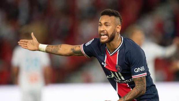 Neymar prepričan, da je bil na tekmi žrtev rasizma (foto: Xinhua/STA)