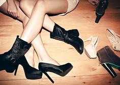 Strokovnjaki opozarjajo: Čevljev nikoli ne hranite v stanovanju (ali v omari)!