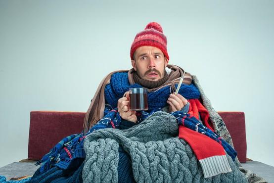 Kako vemo ali imamo covid-19 ali gripo – mogoče pa celo oboje?