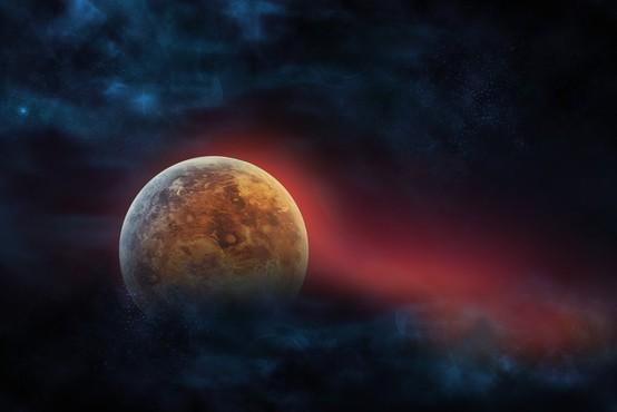 Na Veneri odkrili plin, ki ga povezujejo z življenjem na Zemlji
