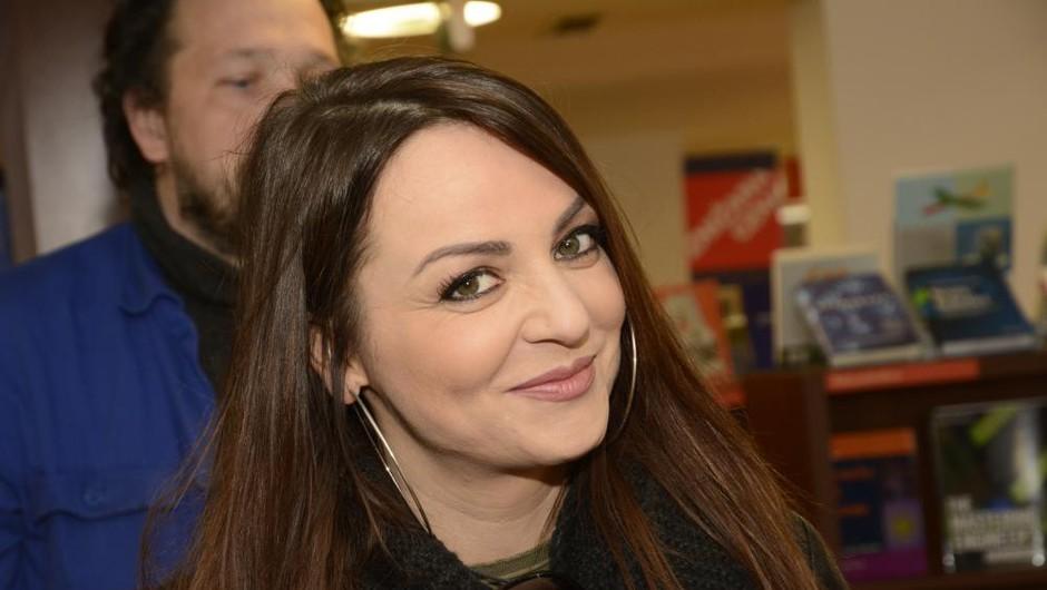 Oriana Girotto zdaj povedala svojo resnico o bivšem možu Borisu Cavazzi in njegovi ženi Kseniji Benedetti (foto: Sašo Radej)