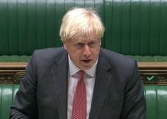 Britanski poslanci podprli sporni predlog zakona o notranjem trgu