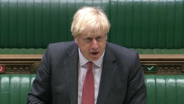 Britanski poslanci podprli sporni predlog zakona o notranjem trgu (foto: Profimedia)