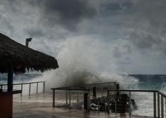 Nenavadno močna orkanska sezona na Atlantiku, obali Mississippija se približuje Sally