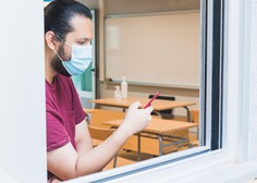 V ponedeljek 82 pozitivnih, v UKC Maribor okuženih 11 zaposlenih