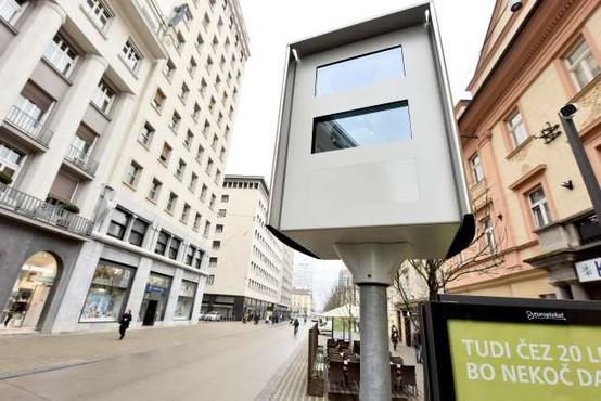 Veliko prekoračitev hitrosti na novih lokacijah merjenja hitrosti v Ljubljani