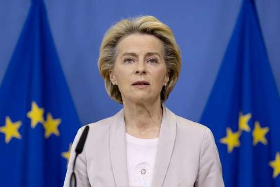 Ursula von der Leyen: Cilj znižanja emisij do leta 2030 naj se dvigne na najmanj 55 odstotkov
