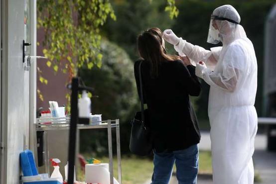 Na Hrvaškem v zadnjem dnevu še 280 okužb