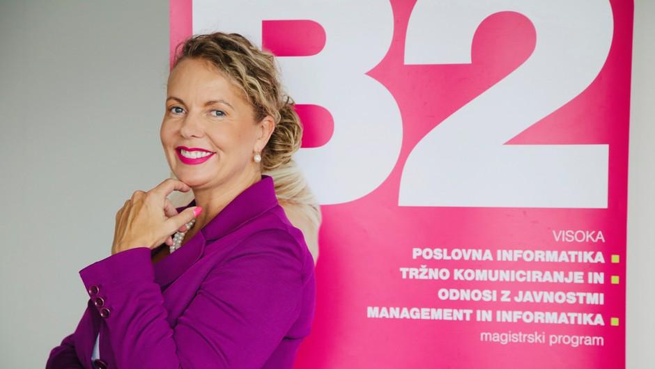 Irena Deželak: Rešitev sta znanje in dobra praksa (foto: Aleksandra Saša Prelesnik)