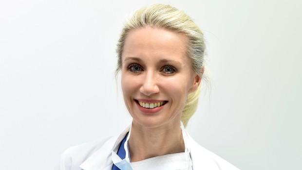 Dr. Katarina Živec (foto: Peter Irman)