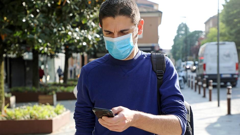 Številne države razočarane nad delovanjem koronavirusne aplikacije, EU kljub temu opozarja na njihov potencial (foto: Shutterstock)