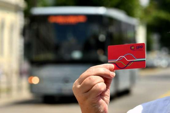 Izdali že več kot 140.000 vozovnic za brezplačen prevoz