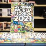 Več v novi Guinnessovi knjigi rekordov 2012 (foto: Bor Slana/STA)