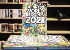 V novi Guinnessovi knjigi rekordov 18 slovenskih